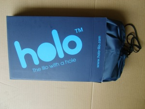holo packaging